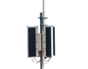 Solar Powered long range Base Stations